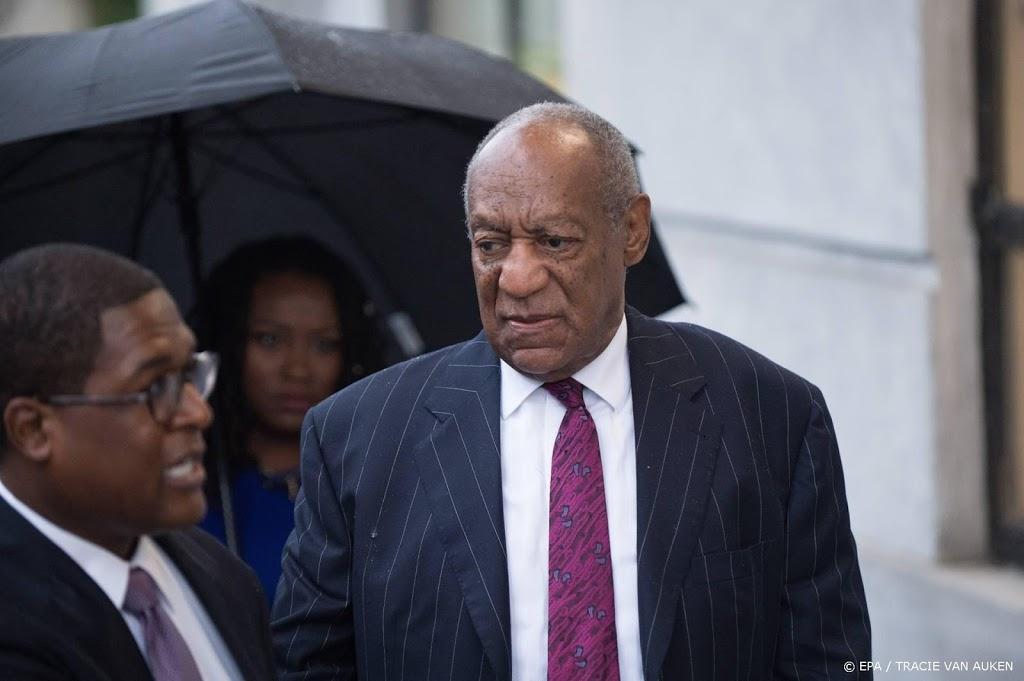 Rechter schrapt veroordeling Bill Cosby