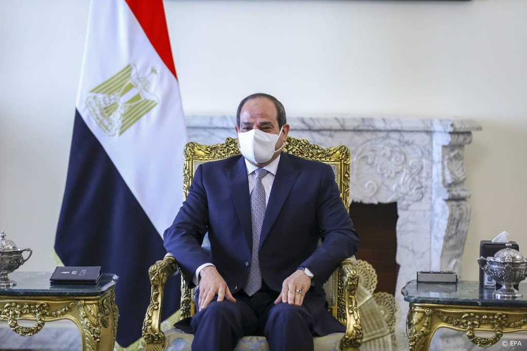 Egypte stuurt 'herbouwhulp' naar Gazastrook