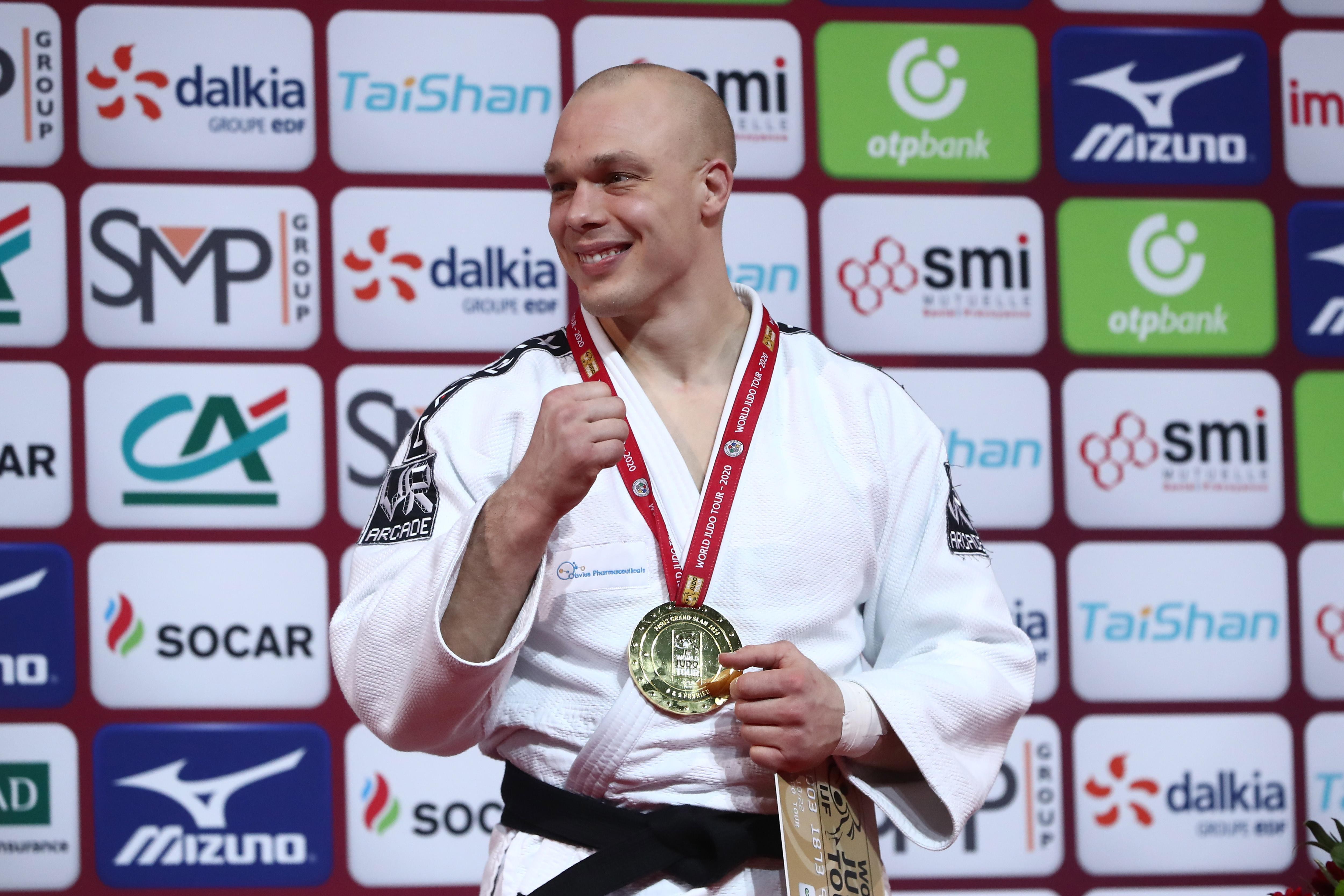 Haarlemse judoka Henk Grol laat zien dat hij bij de wereldtop hoort: 'Ze zeggen allemaal dat ik te oud ben én versleten'