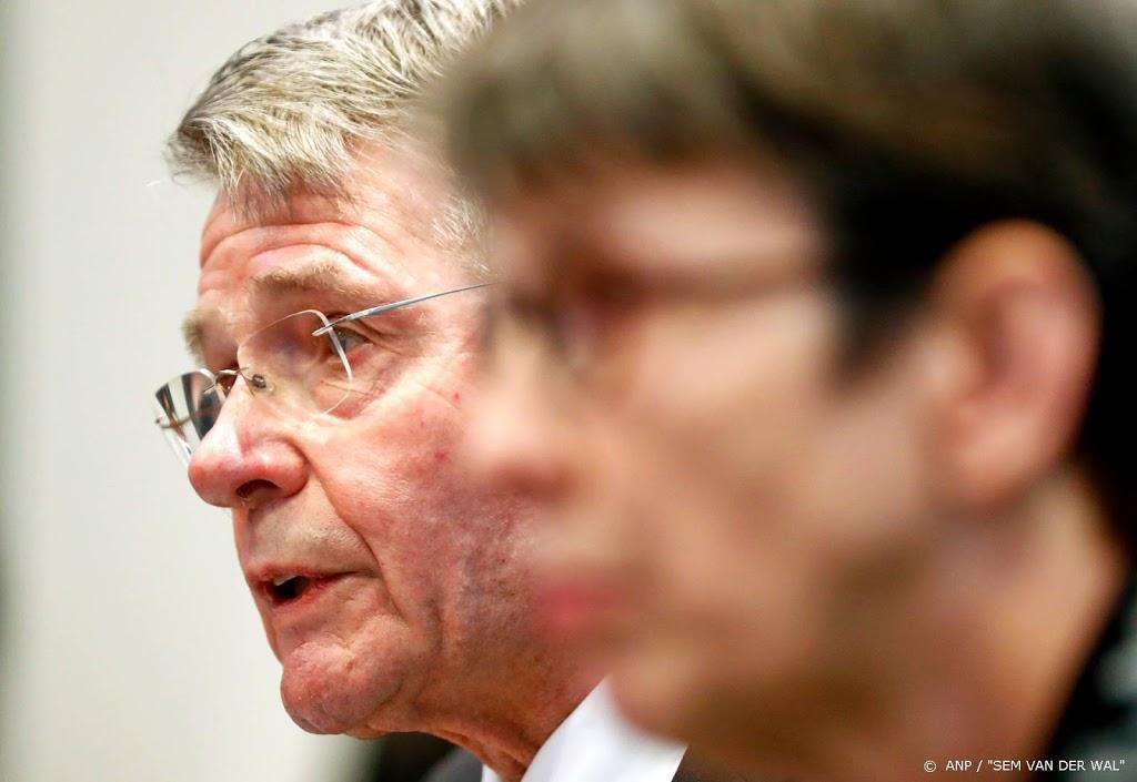 Minister van staat Donner bij herdenking Sachsenhausen