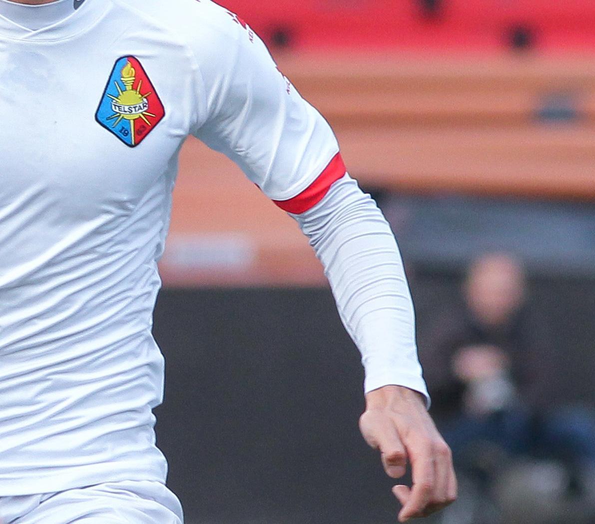 Telstar verspeelt in draak van een wedstrijd in blessuretijd de overwinning op TOP Oss: 1-1