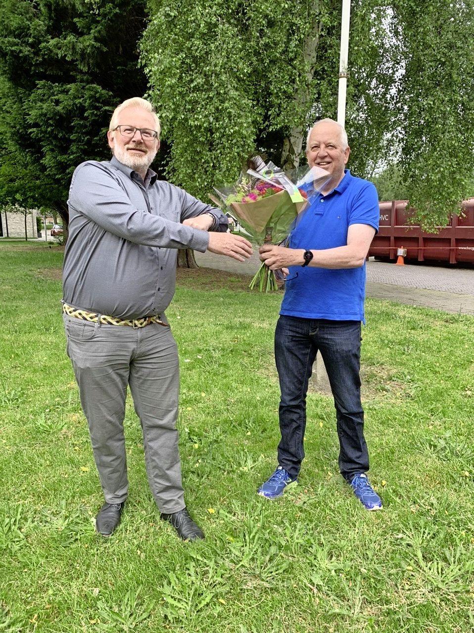John van Nimwegen weer lijsttrekker CDA Heemskerk