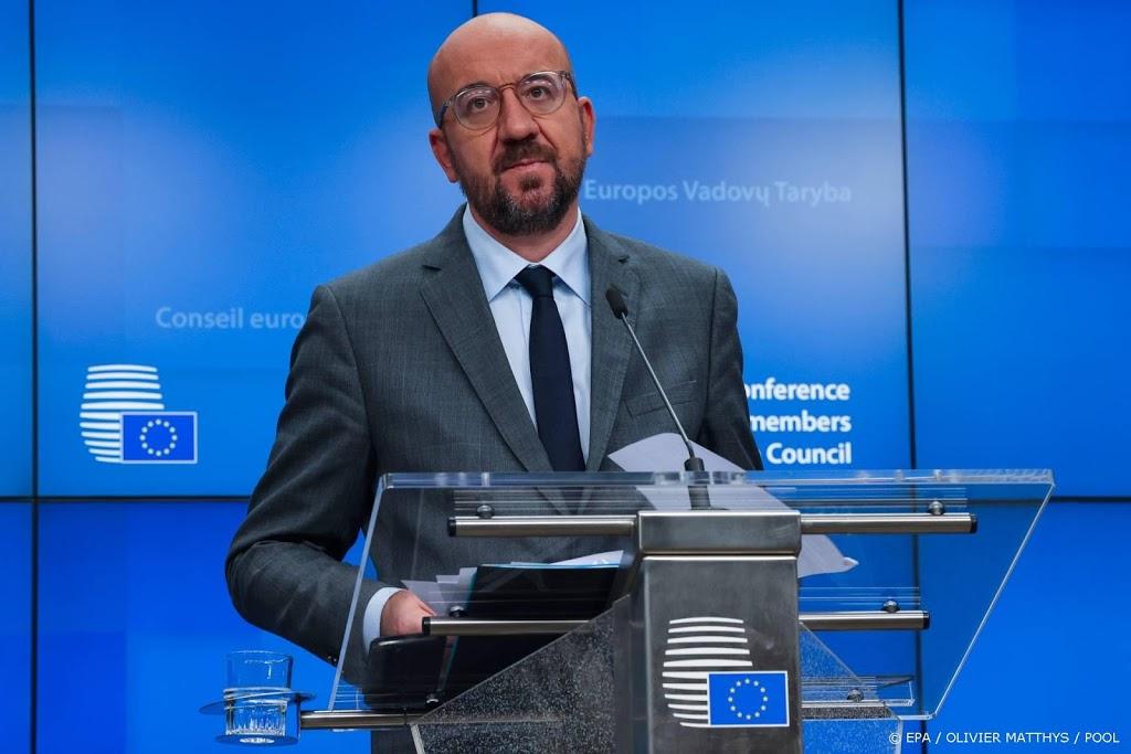 EU-president Michel nodigt Biden uit voor EU-top in 2021