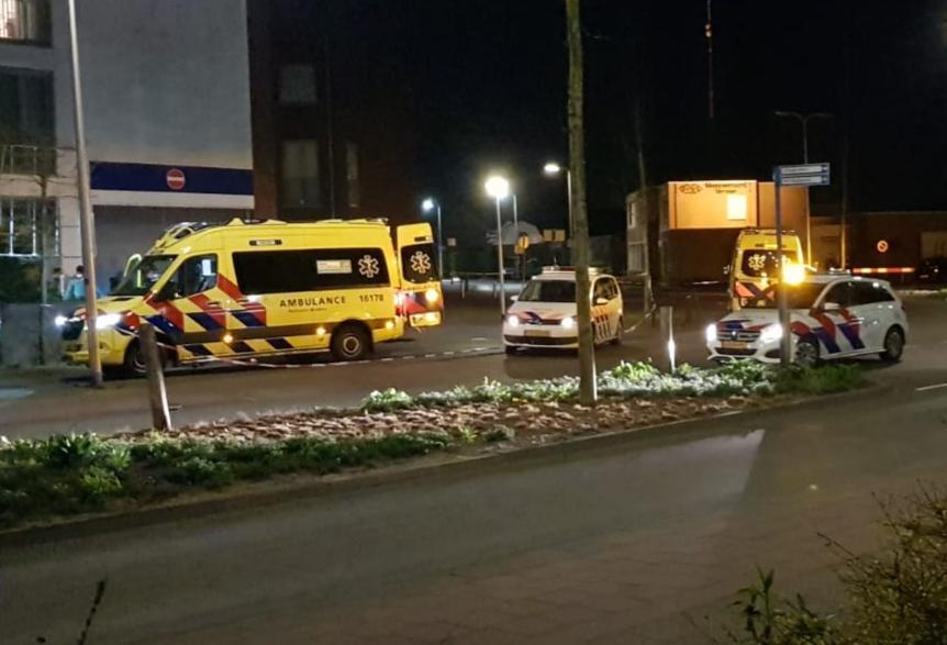 Persoon overleden na val van hoogte in Noordwijkerhout