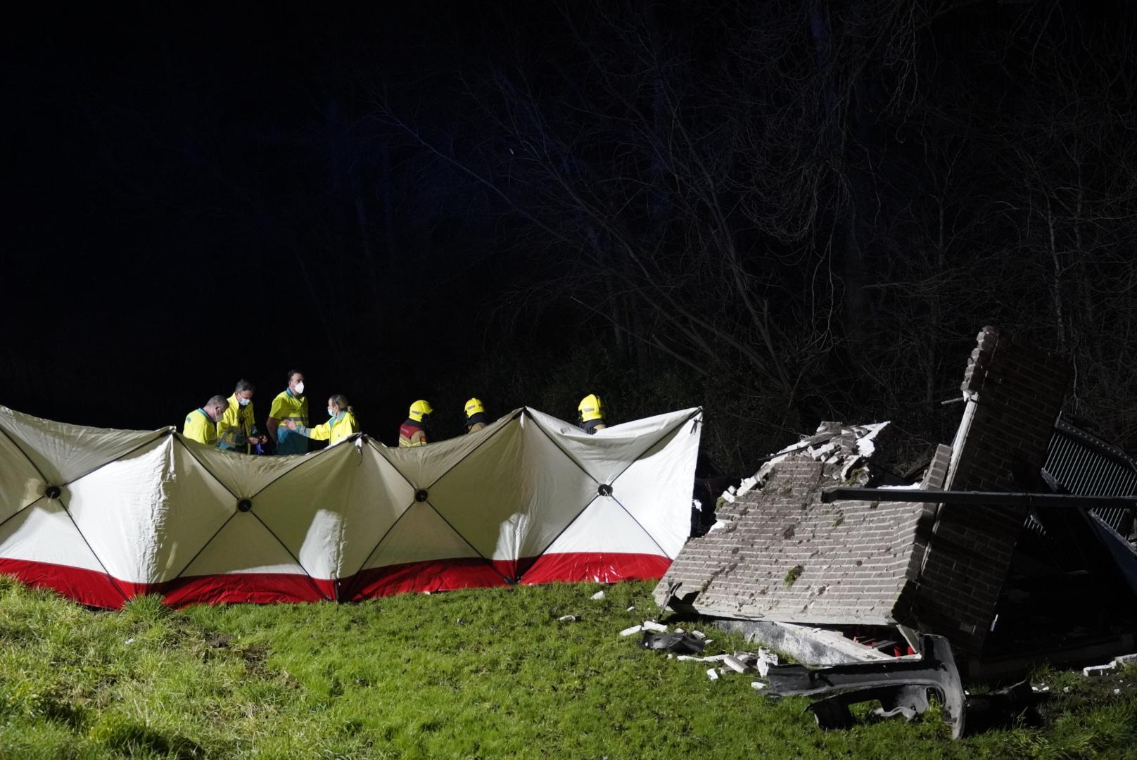 Man (34) uit Anna Paulowna overleden bij eenzijdig verkeersongeluk in Slootdorp