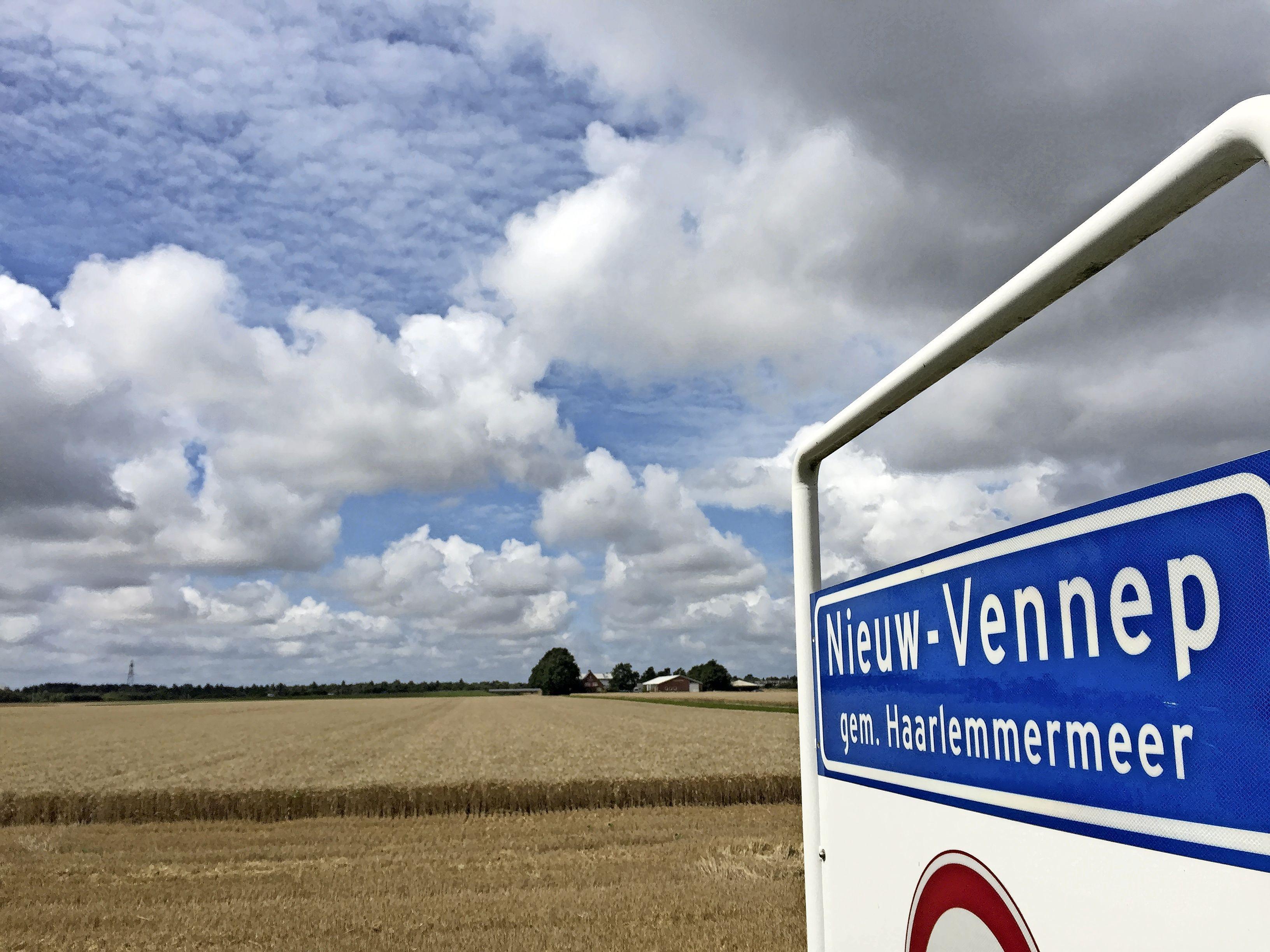 Discussie over aantal woningen in Nieuw-Vennep West, grondeigenaren willen er zoveel mogelijk