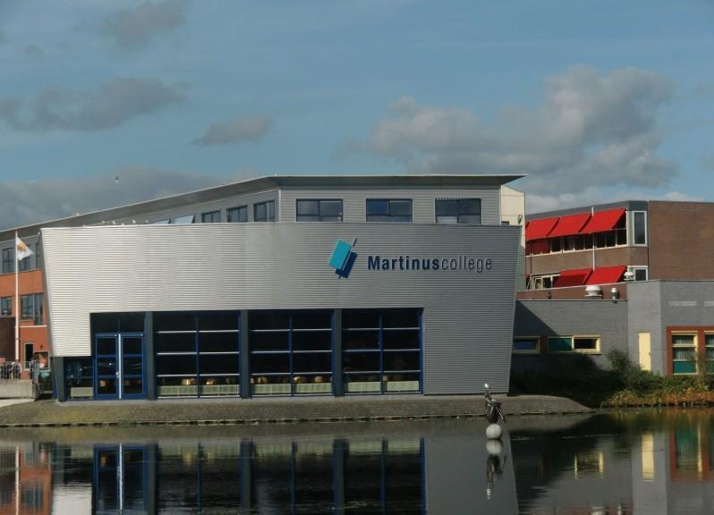 Stede Broec denkt na over toekomst gebouw Martinus College