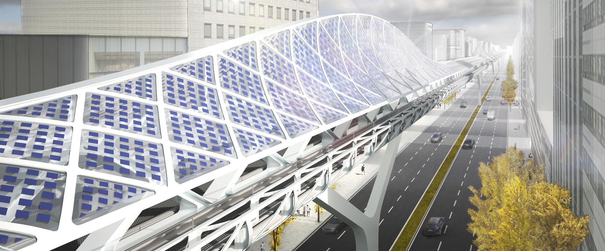 Van Ankeveens bruggetje naar Aziatisch miljoenenproject, en dat na een mailtje naar architectenbureau Naarder en Hilversummer