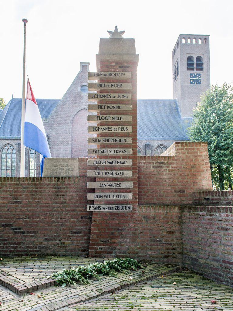 Herdenking Slag bij Rustenburg wordt vooraf opgenomen. 'Op deze manier kan een ieder vanuit huis de herdenking beleven en stilstaan bij de gevallenen'