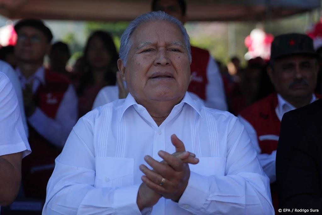 Arrestatiebevel uitgevaardigd voor oud-president El Salvador