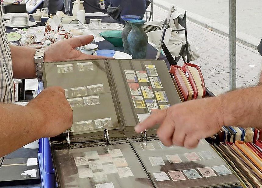Alphenaar veroordeeld voor heling gestolen dure postzegels