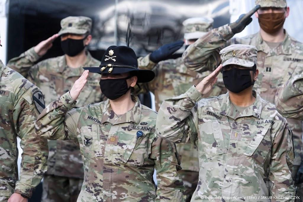 'Verbod transgenders in leger VS wordt opgeheven'