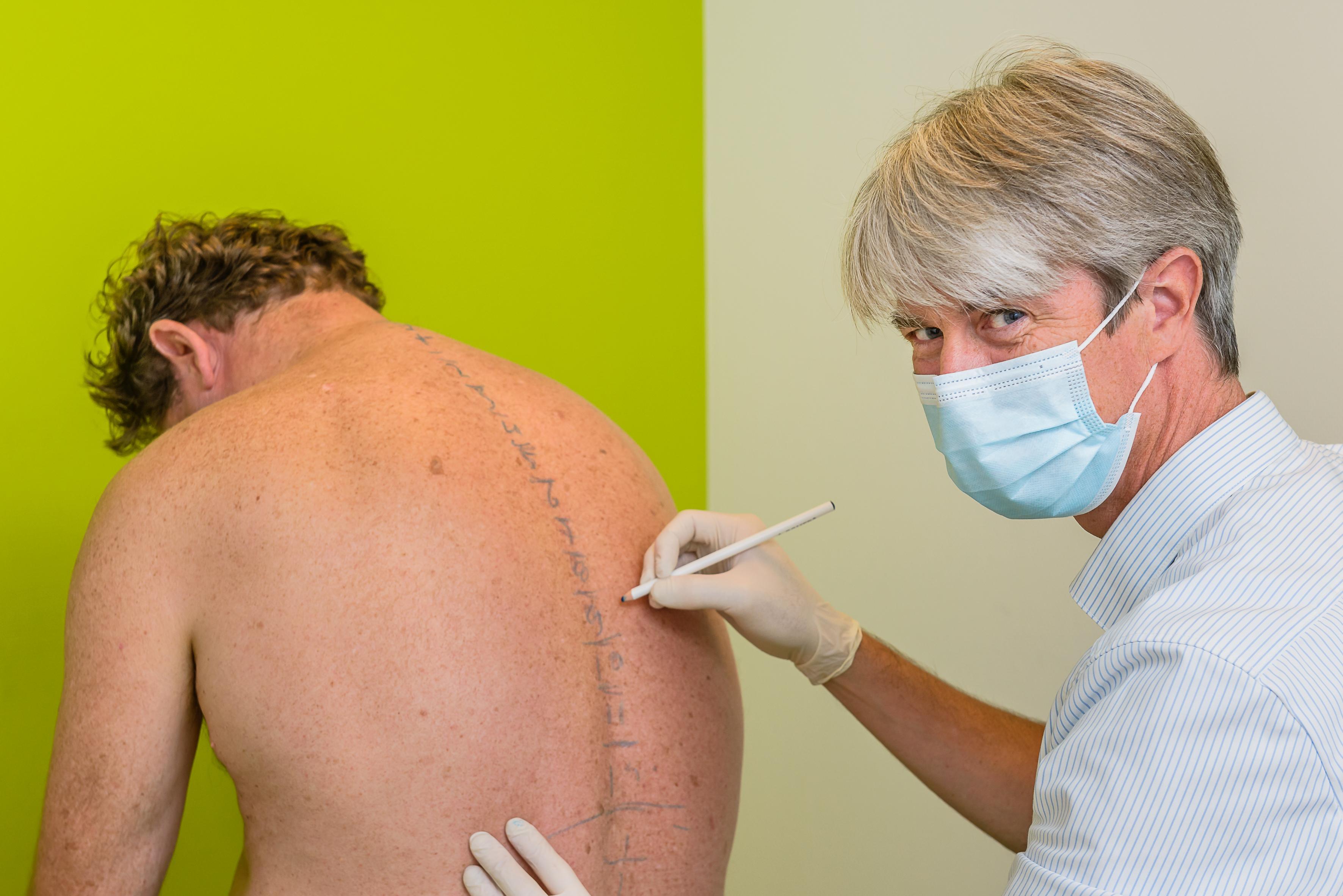 Een reboot van de rug: 'Dat patiënten zoveel opknappen, had ik nog niet eerder meegemaakt'