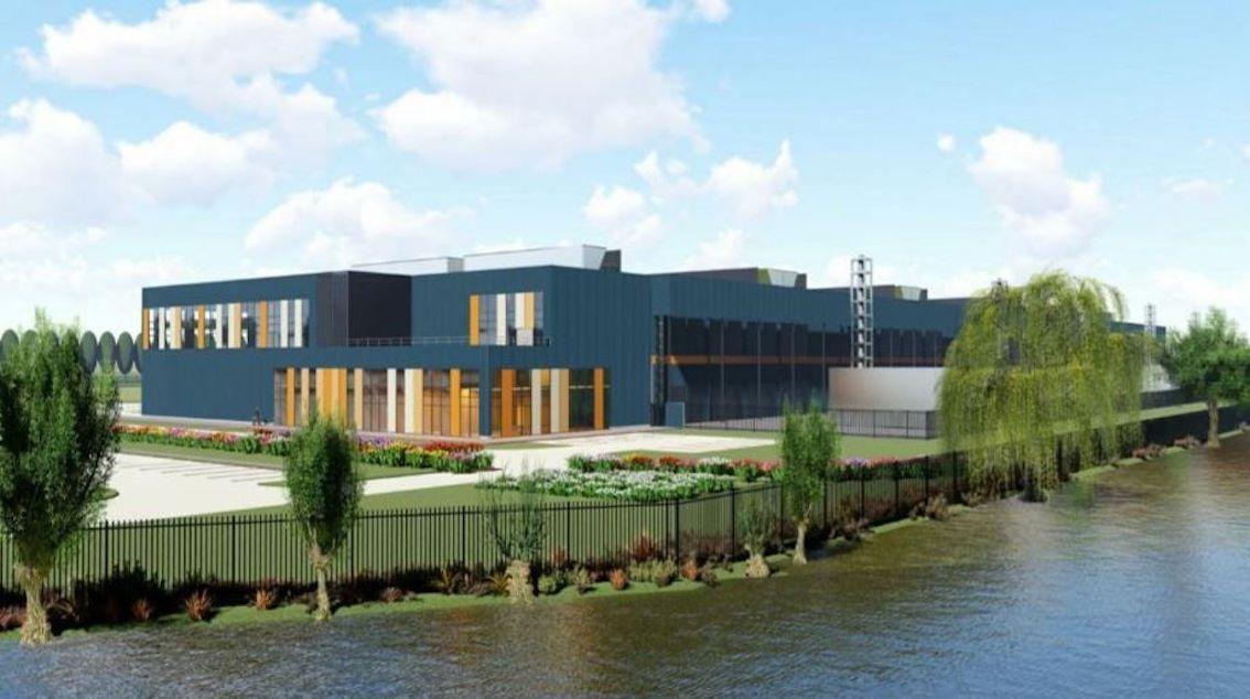 Bouw datacenter op bedrijventerrein Het Venster in Middenmeer een stap dichterbij: college verleent omgevingsvergunning aan Microsoft