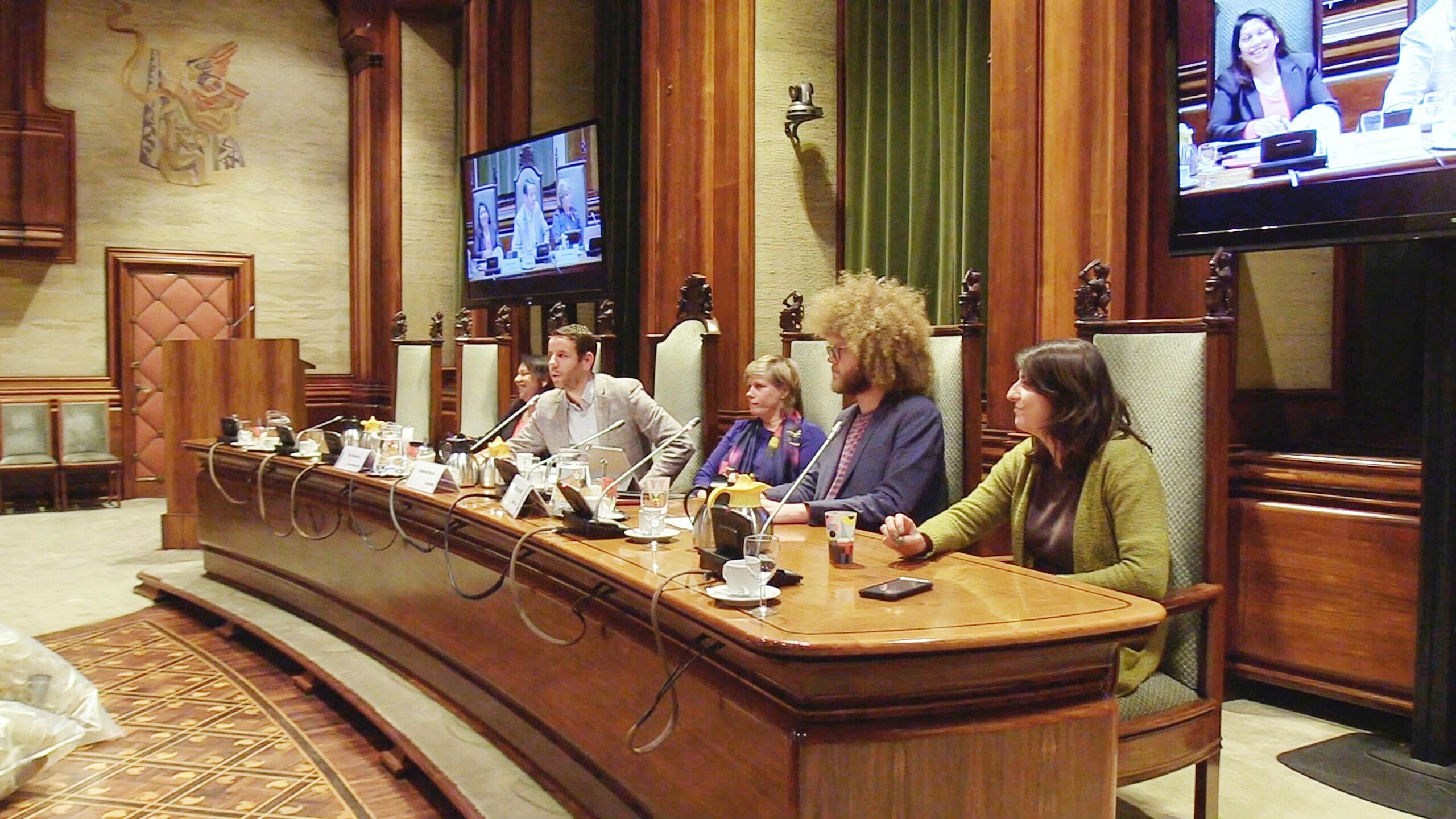 Canalcups-activisten vieren overwinning met documentaire