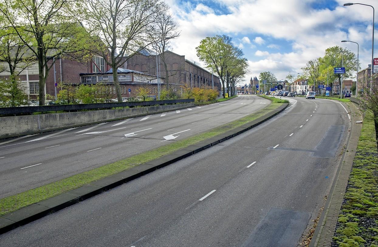 Eindelijk een groene Gedempte Oostersingelgracht en meer openbare wc's: Haarlemse raad spreekt zich uit