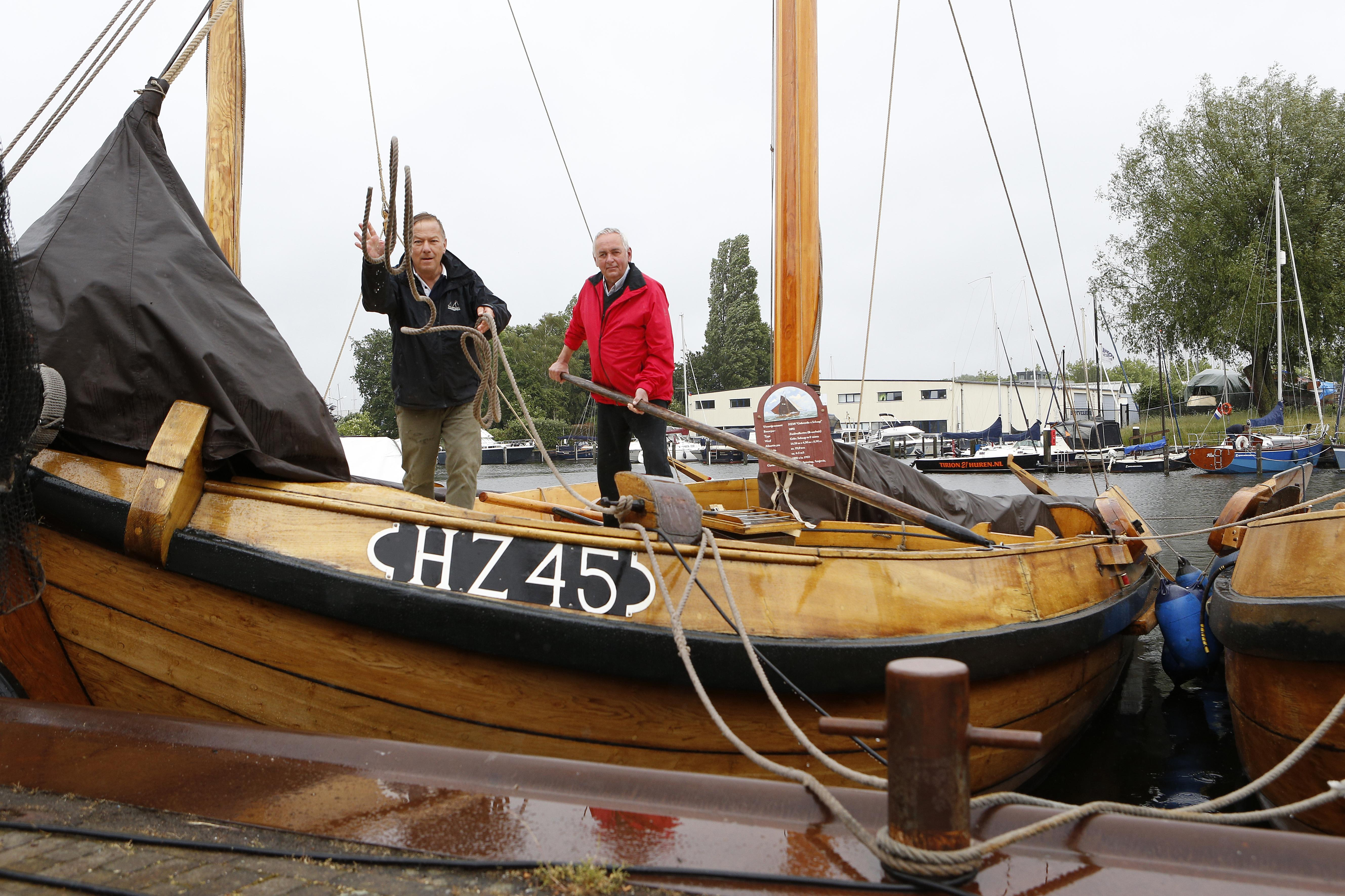 Bruine vloot stevent af op faillissement: 'Alles was afgelast, alles lag stil. Maar gelukkig kunnen we nu weer het water op'