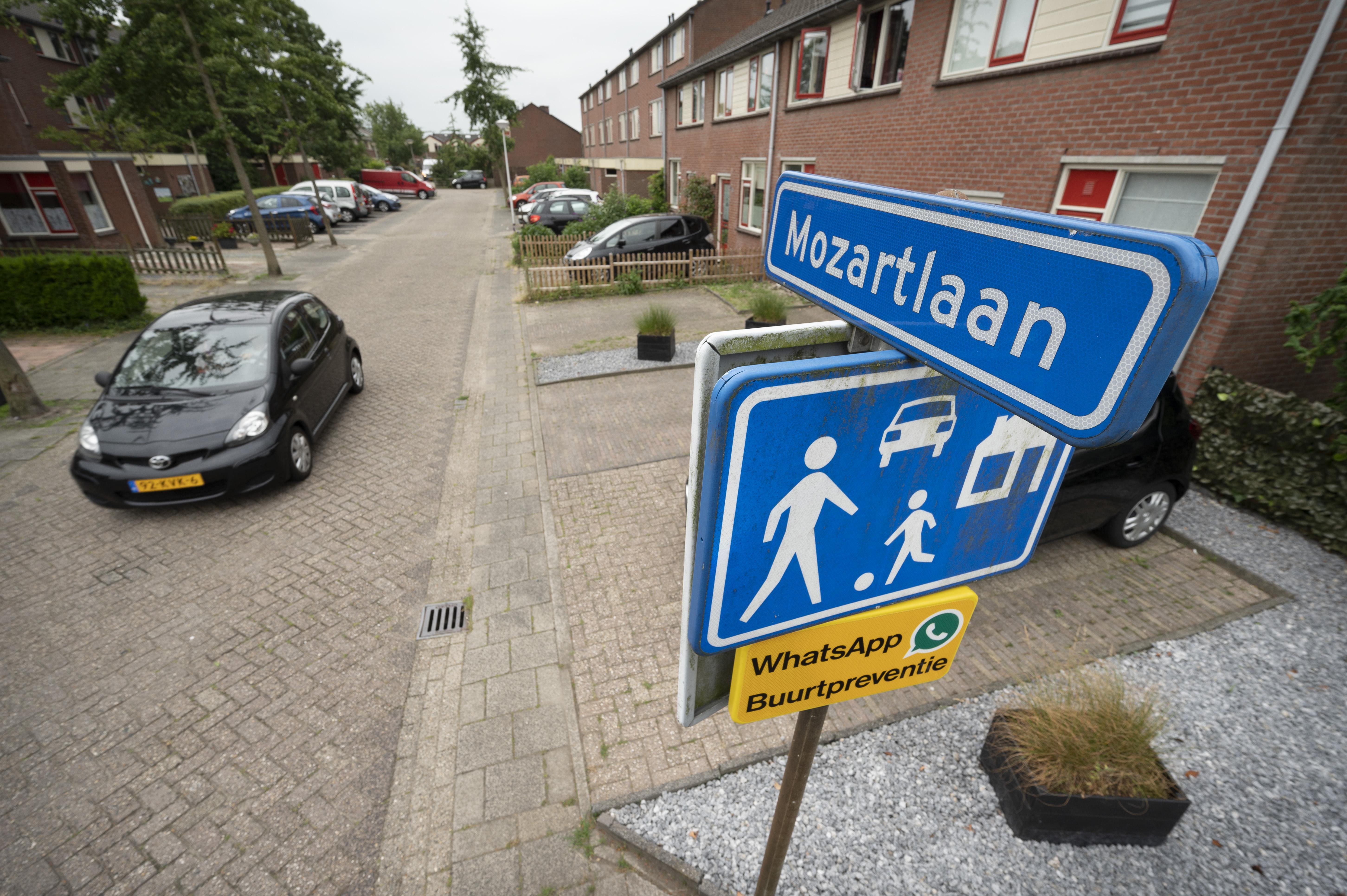 Bewoners Mozartlaan in Hazerswoude-Rijndijk zijn hardrijders zat: 'Hier spelen heel veel kinderen'