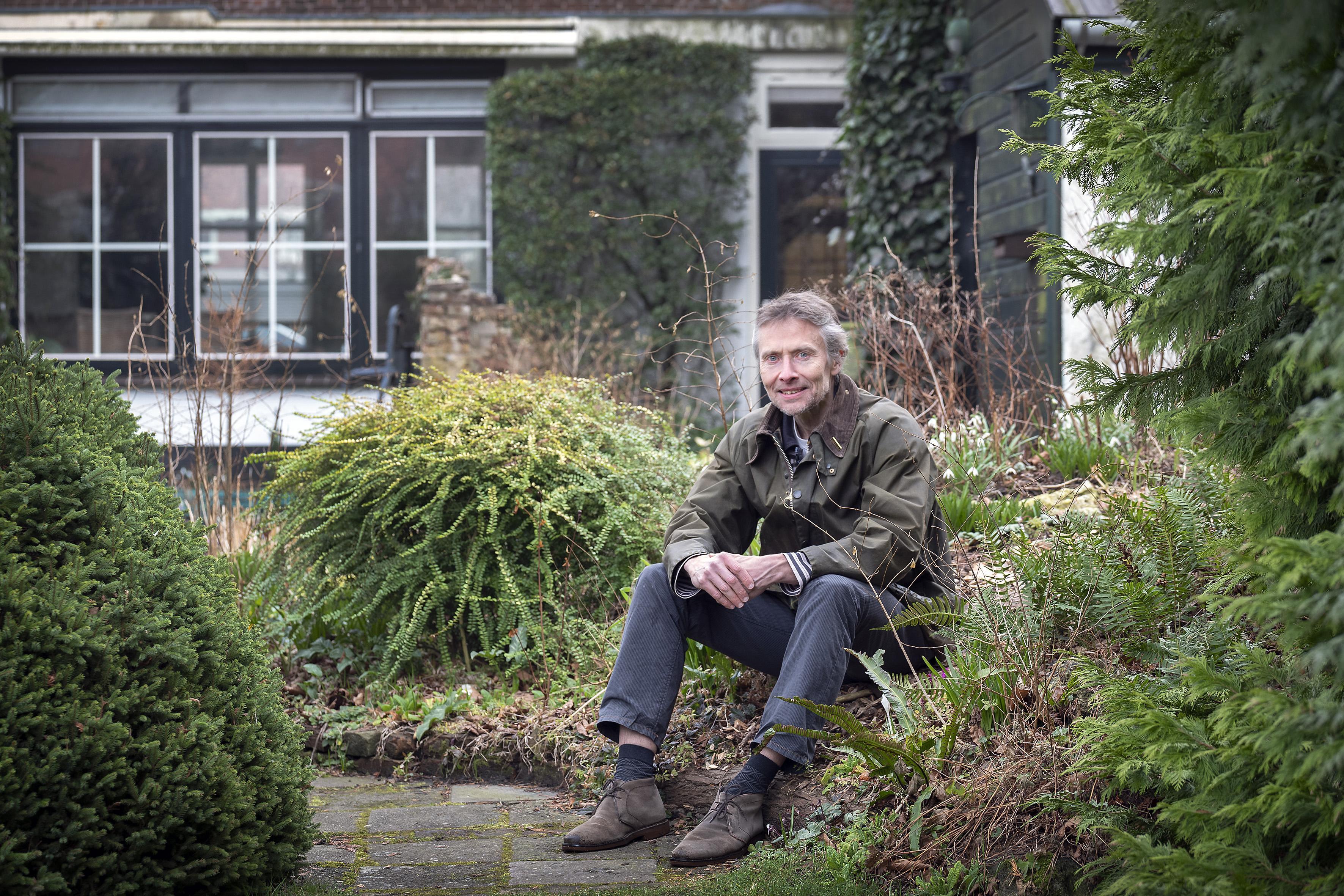Edwin Visser, de enige kweker van Haarlems klokkenspel in Nederland: 'Breng dit stinzenplantje terug in Haarlem'