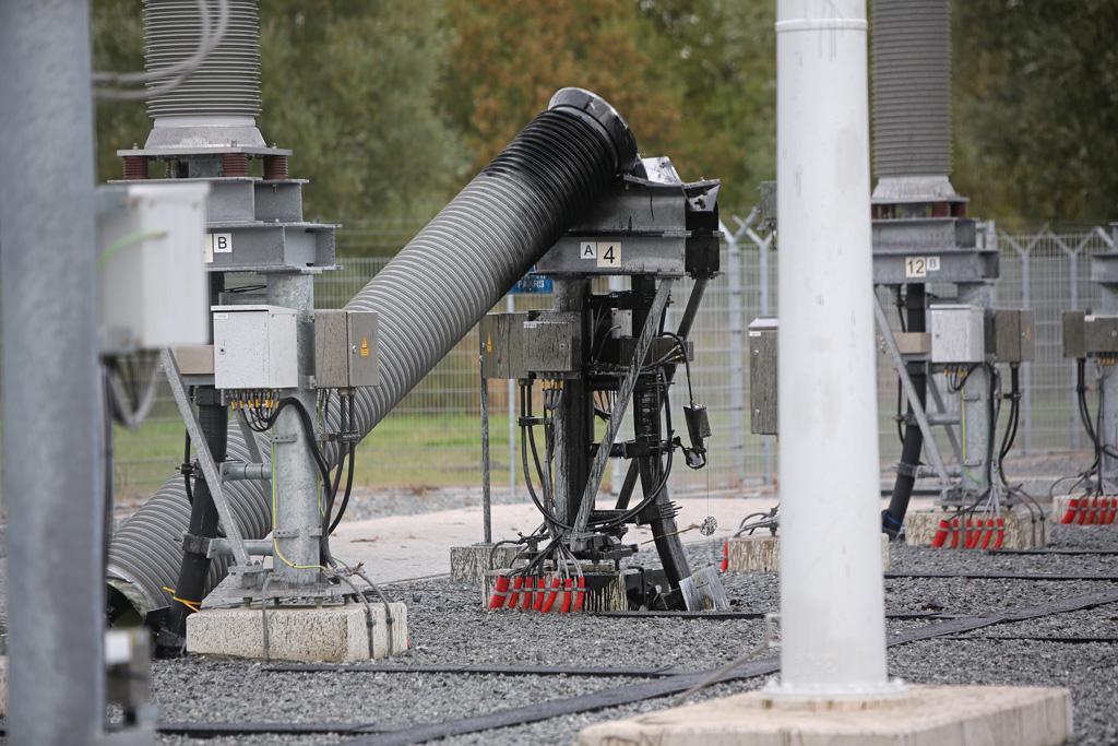 Explosie bij hoogspanningsstation in Cruquius