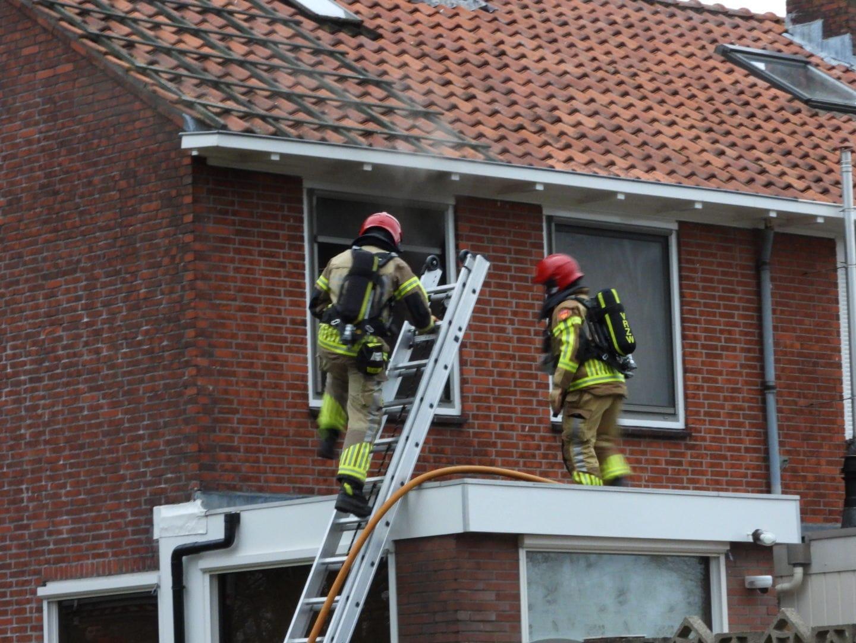 80-jarige vrouw aangehouden voor brandstichting in woning Volendam, twee personen gewond