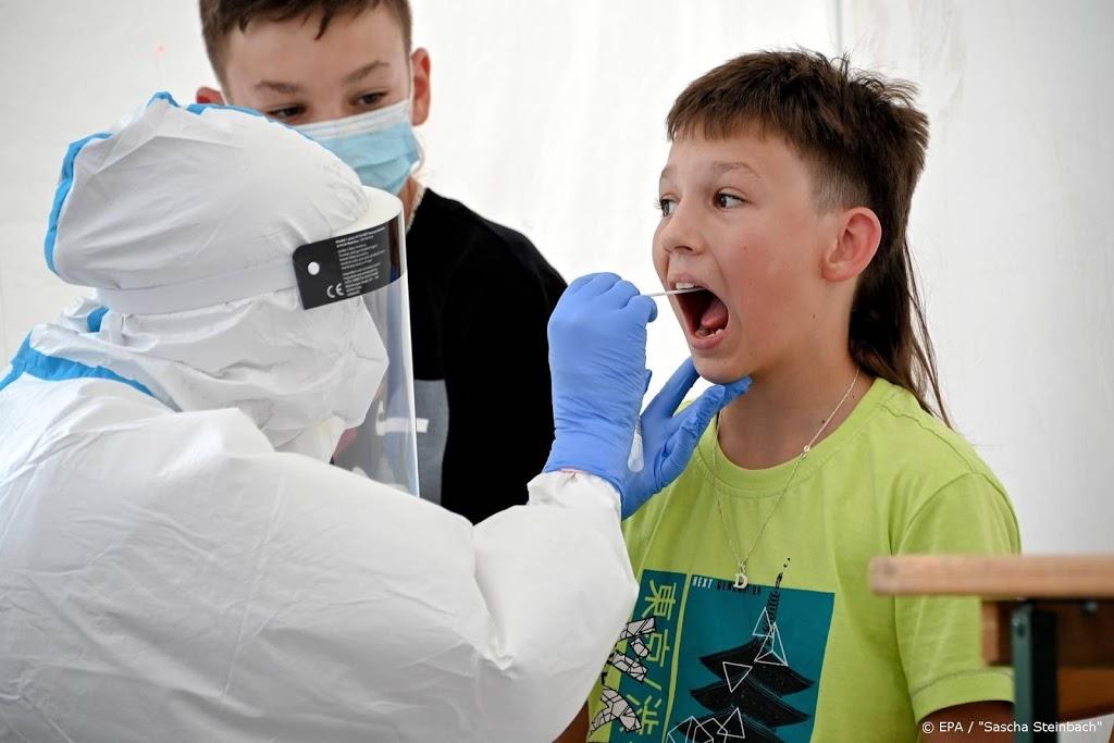 Aantal nieuwe besmettingen blijft stijgen in Duitsland