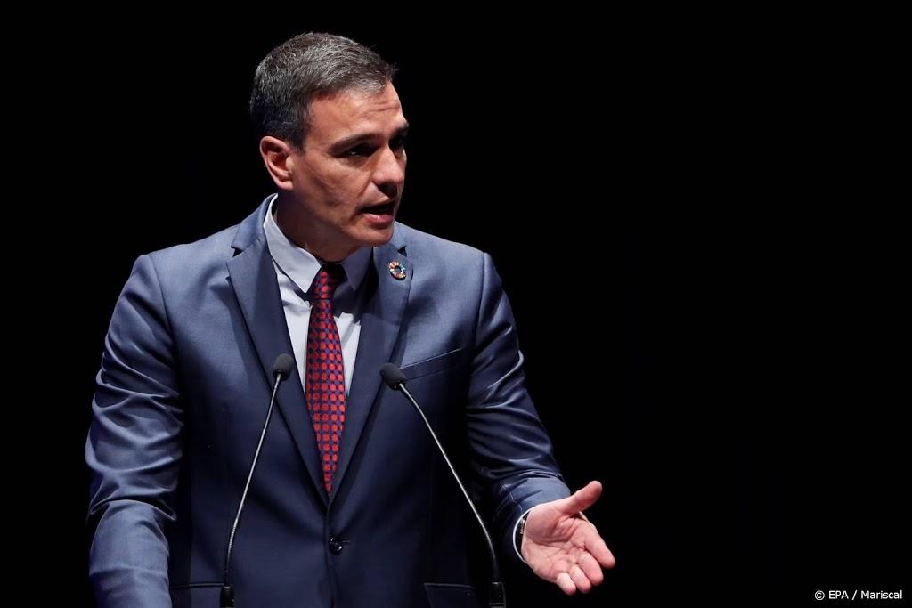 Spaanse premier zegt reis af na invasie enclave in Noord-Afrika