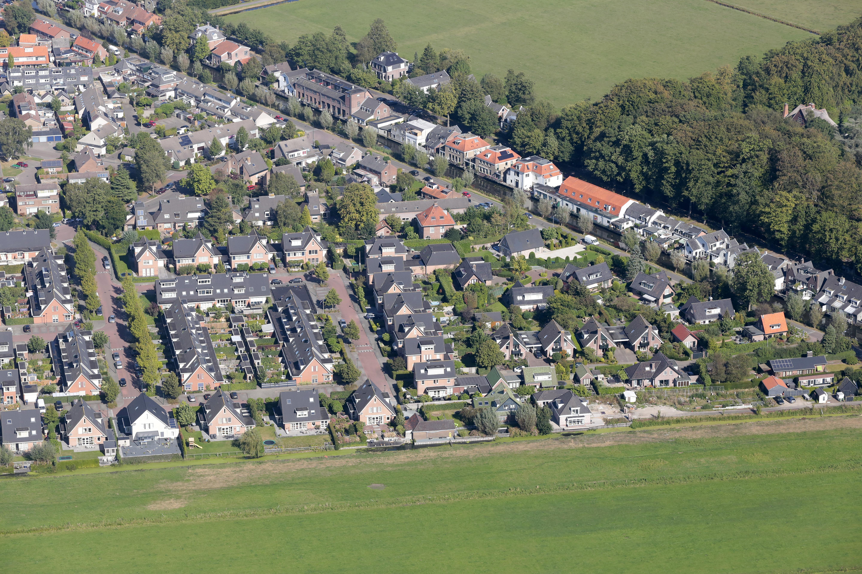 Provincie weigert ontheffing voor tot 250 woningen Zuidsingel 8 bij Kortenhoef