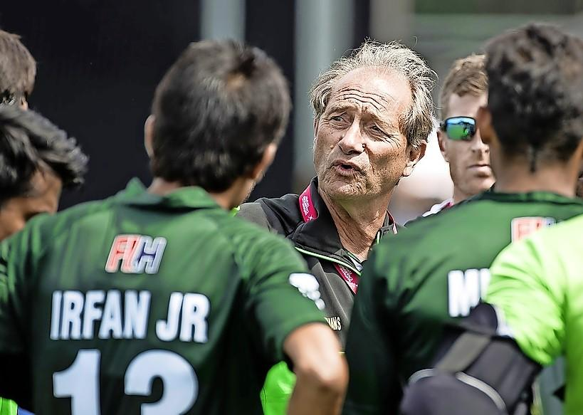 Hockeycoach Roelant Oltmans volgt Cox op bij Kampong. Oegstgeestenaar blij met kans bij Utrechtse club