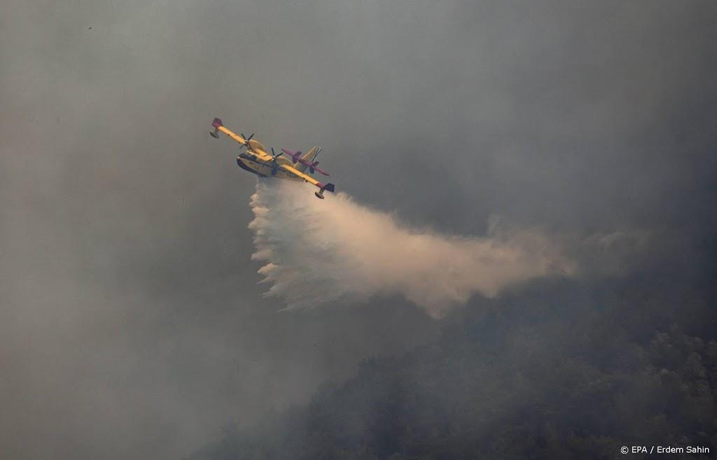 Meeste branden Turkije geblust, ook elektriciteitscentrale gered