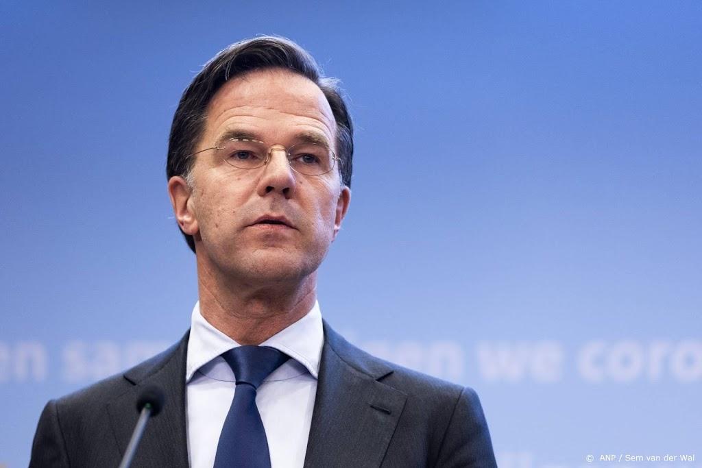 Rutte vindt versoepelingen spannend maar verantwoord