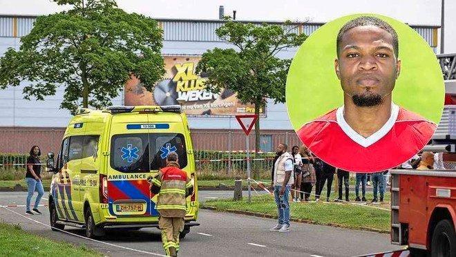 Oud-Ajacied Hoefdraad overleden na schietpartij; verdachte in België opgepakt