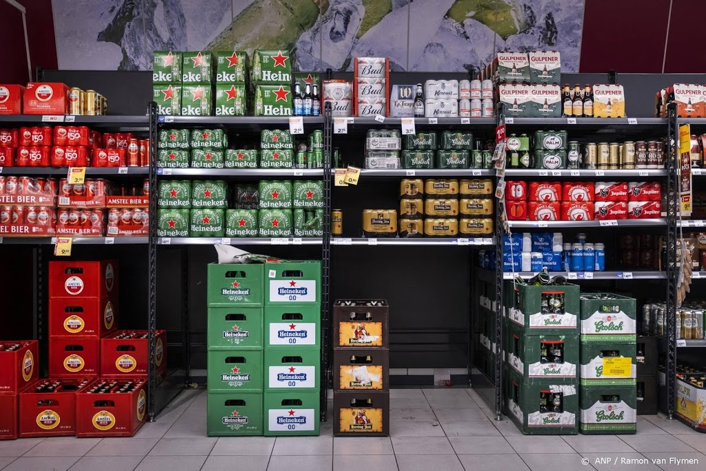 Verkoopverbod alcohol vanaf 22.00 uur vervalt per 26 juni