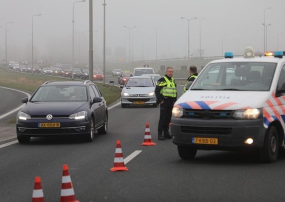 TomTom: Wegen rond en in Haarlem staan in top-3 van meeste vertraging in Nederland