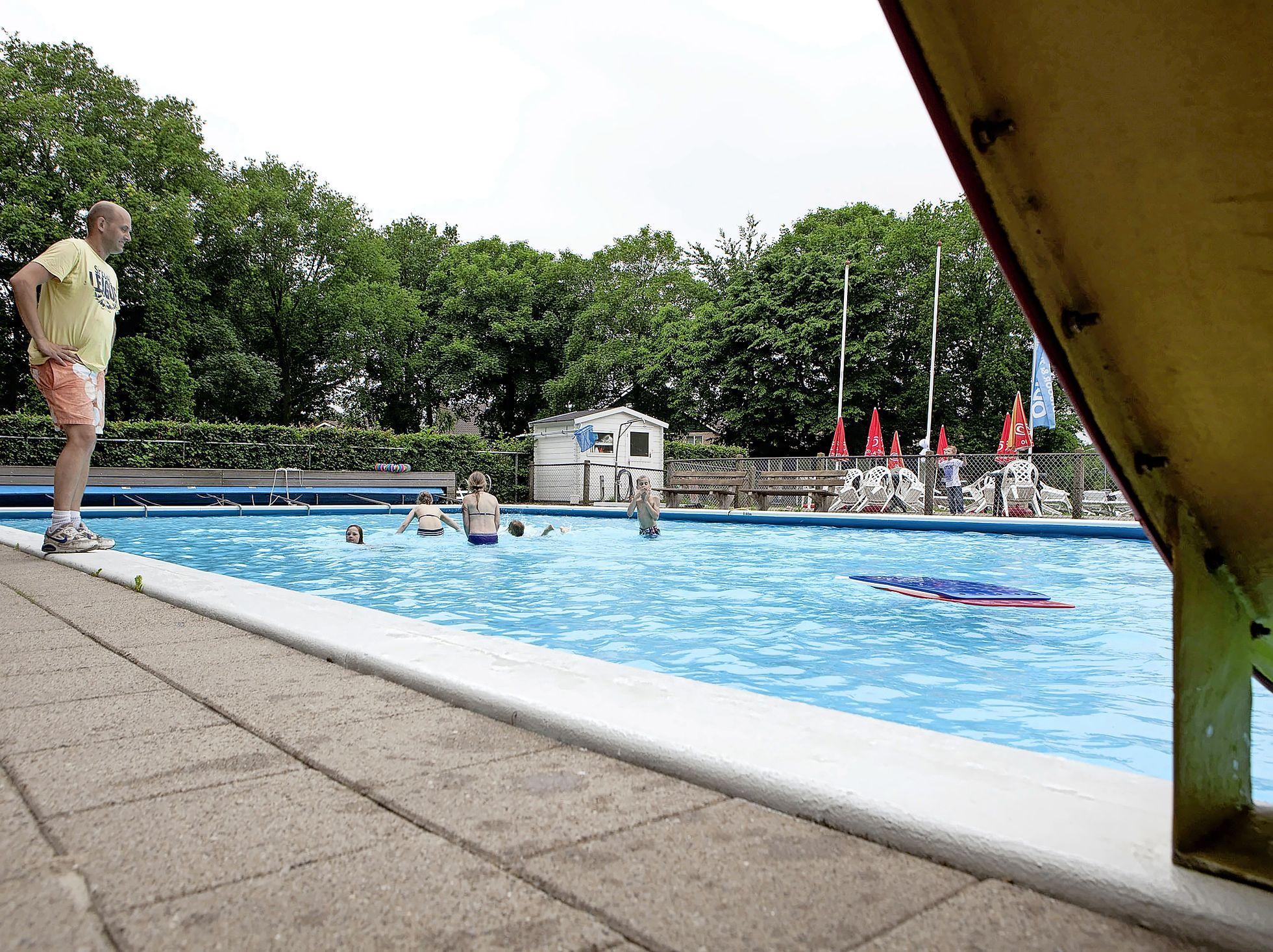 Gemeente Castricum wil een hospice op het terrein van zwembad Dampegheest: 'We gaan kijken of het haalbaar is'