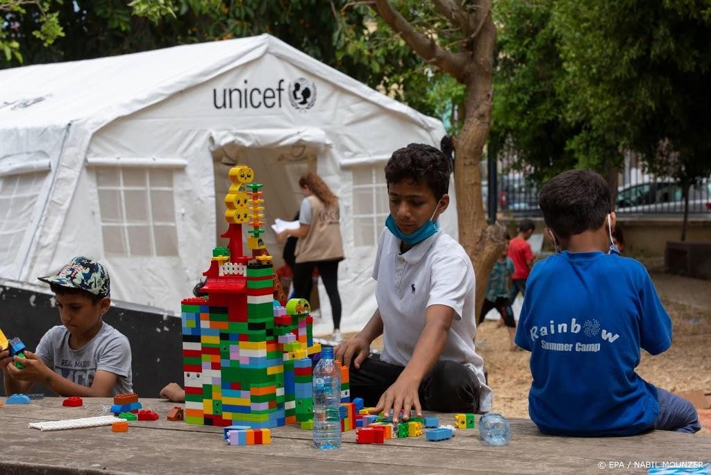 UNICEF heeft in 2021 meer geld nodig door humanitaire crises