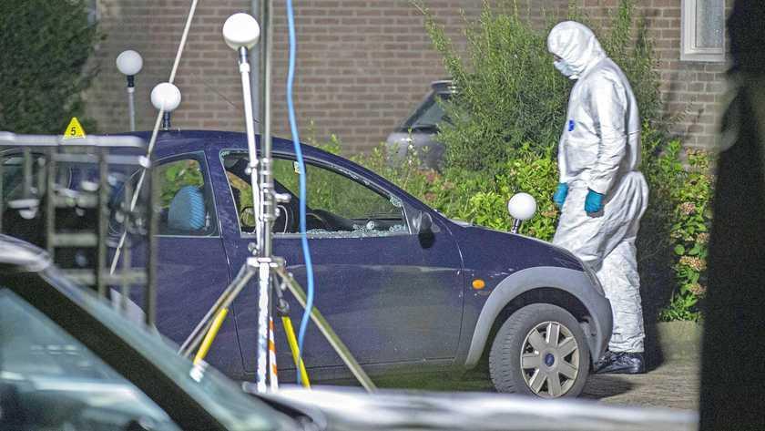 Moord op spyshopmedewerker was 'liveshow voor zijn vrouw'