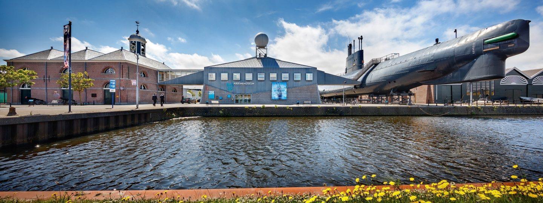 Marinemuseum heeft nog lang last van coronacrisis. 'Het zijn zware tijden, maar er zijn ook lichtpunten'