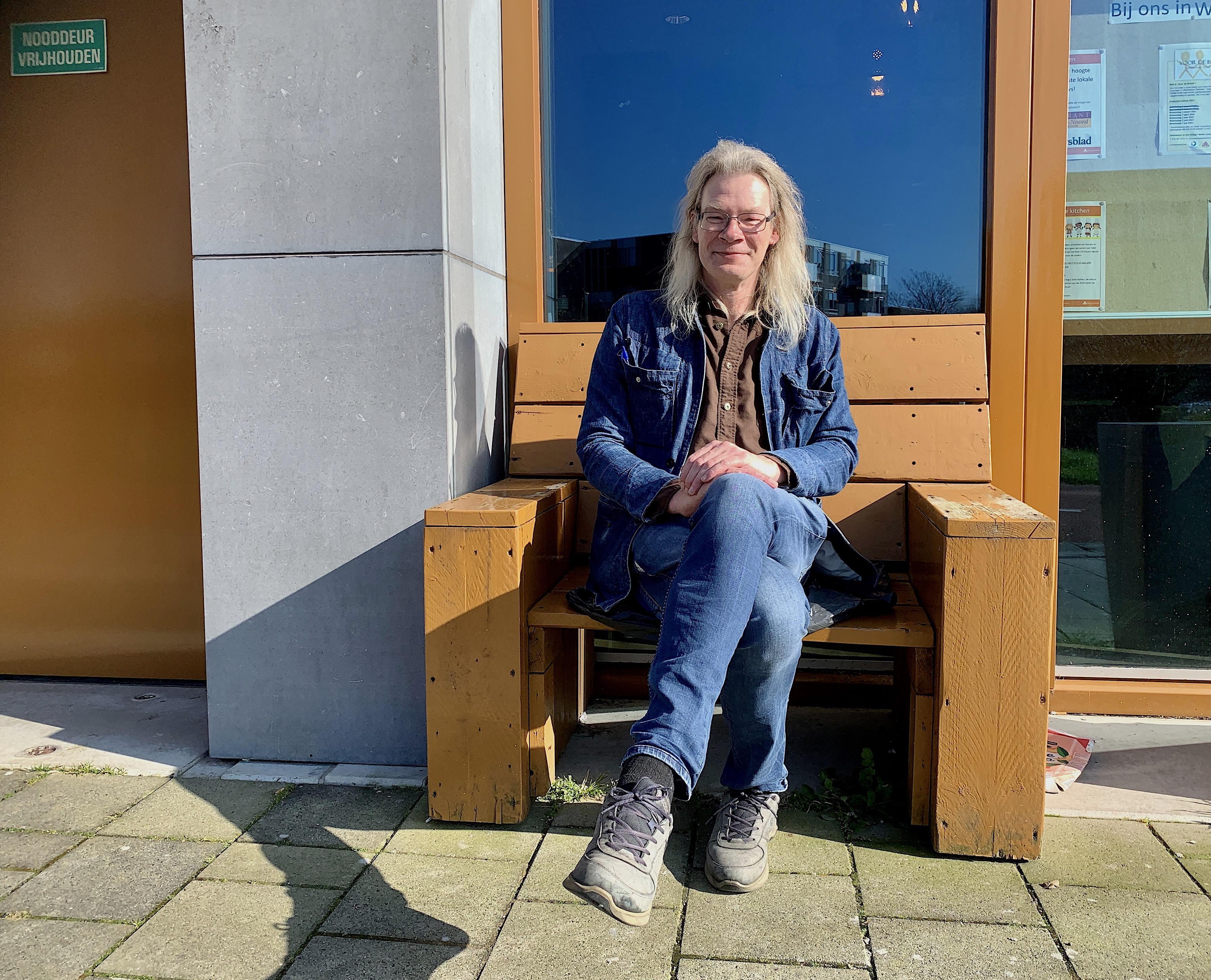 ,,Kinderen zijn als een beginnende band,'' zegt conciërge en festivalfan Evert (54) uit Bergen. ,,Even puur en ongepolijst.''