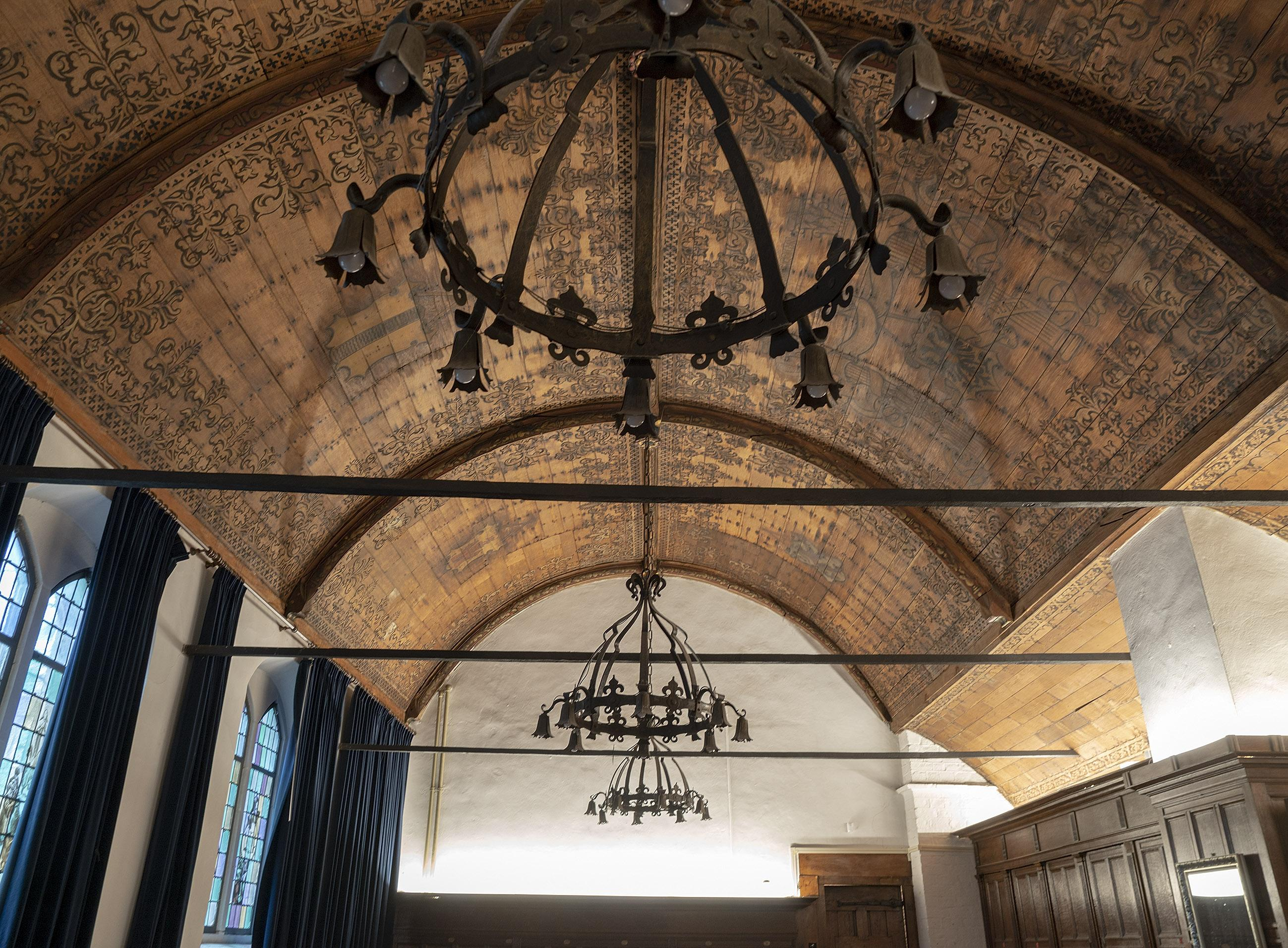 Tongewelf Grote Kerk Alkmaar wacht restauratie