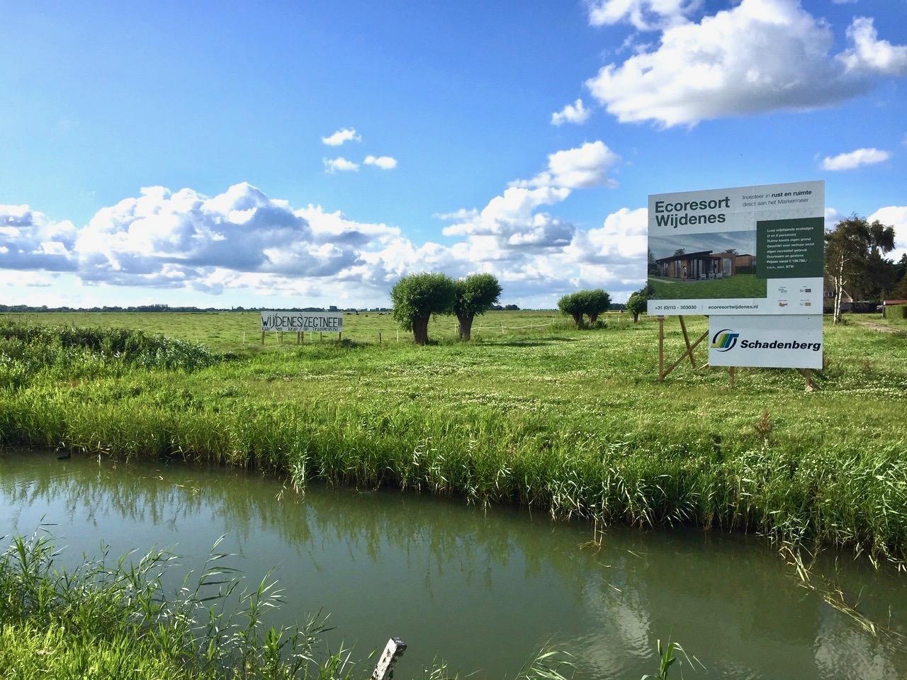 Vakantiepark Roompot in Wijdenes gaat in april 2021 open. Belofte: geen arbeidsmigranten