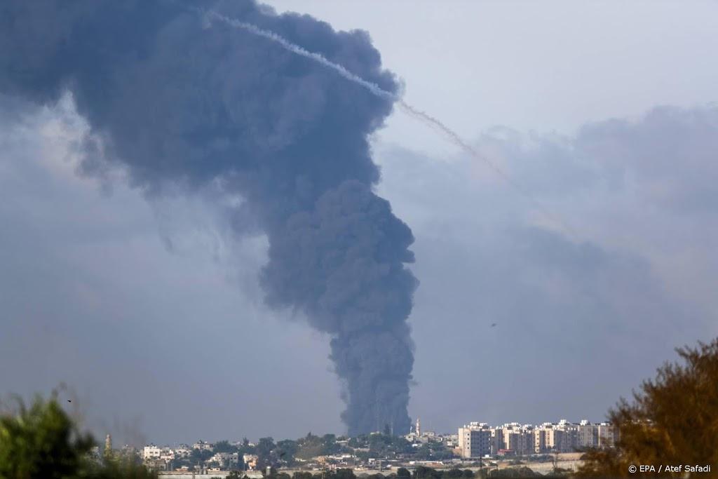 Tienduizenden Palestijnen in Gazastrook gevlucht voor geweld