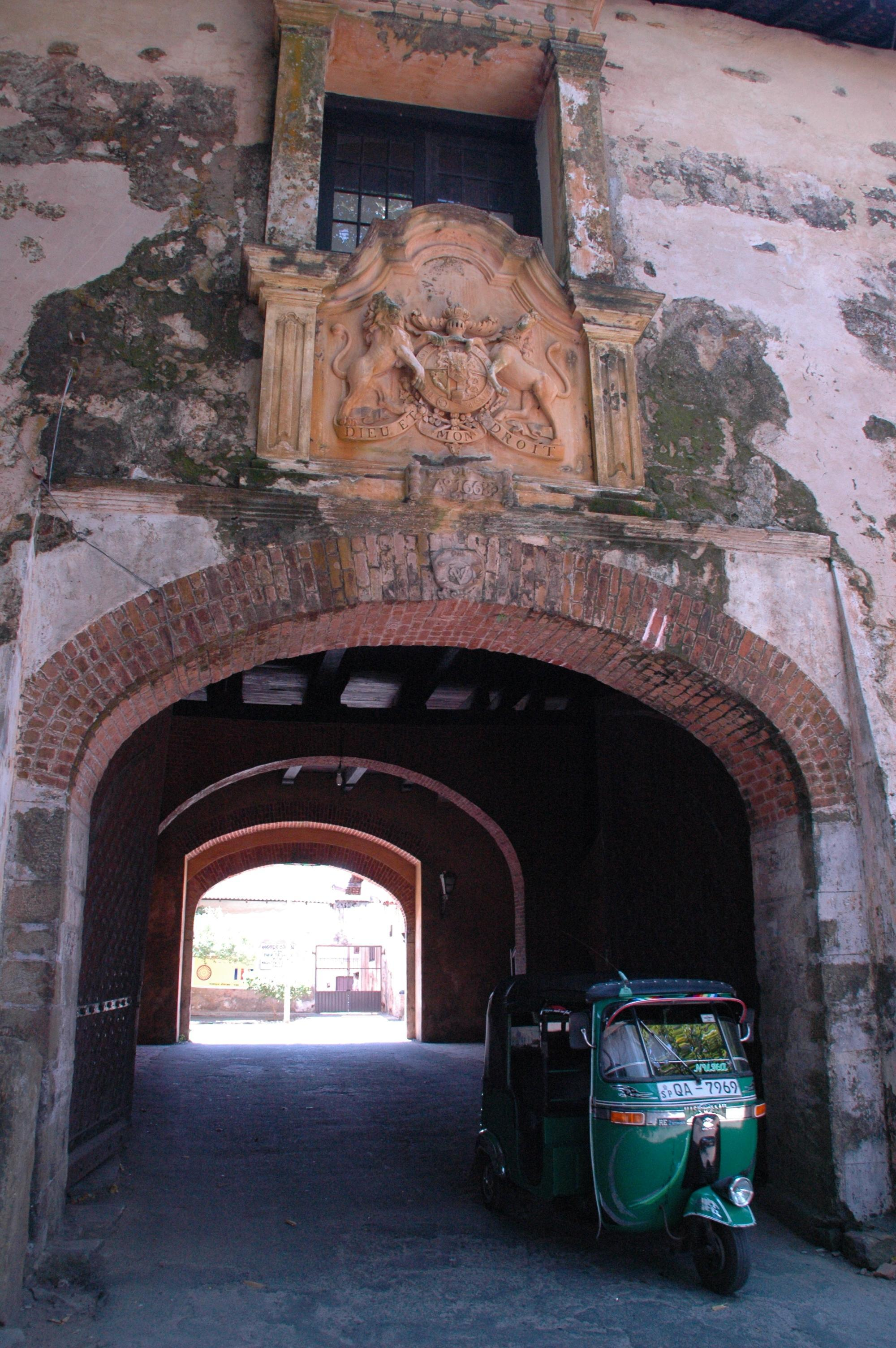 Massatoerisme heeft ook Sri Lankaans VOC-fort Galle in houdgreep