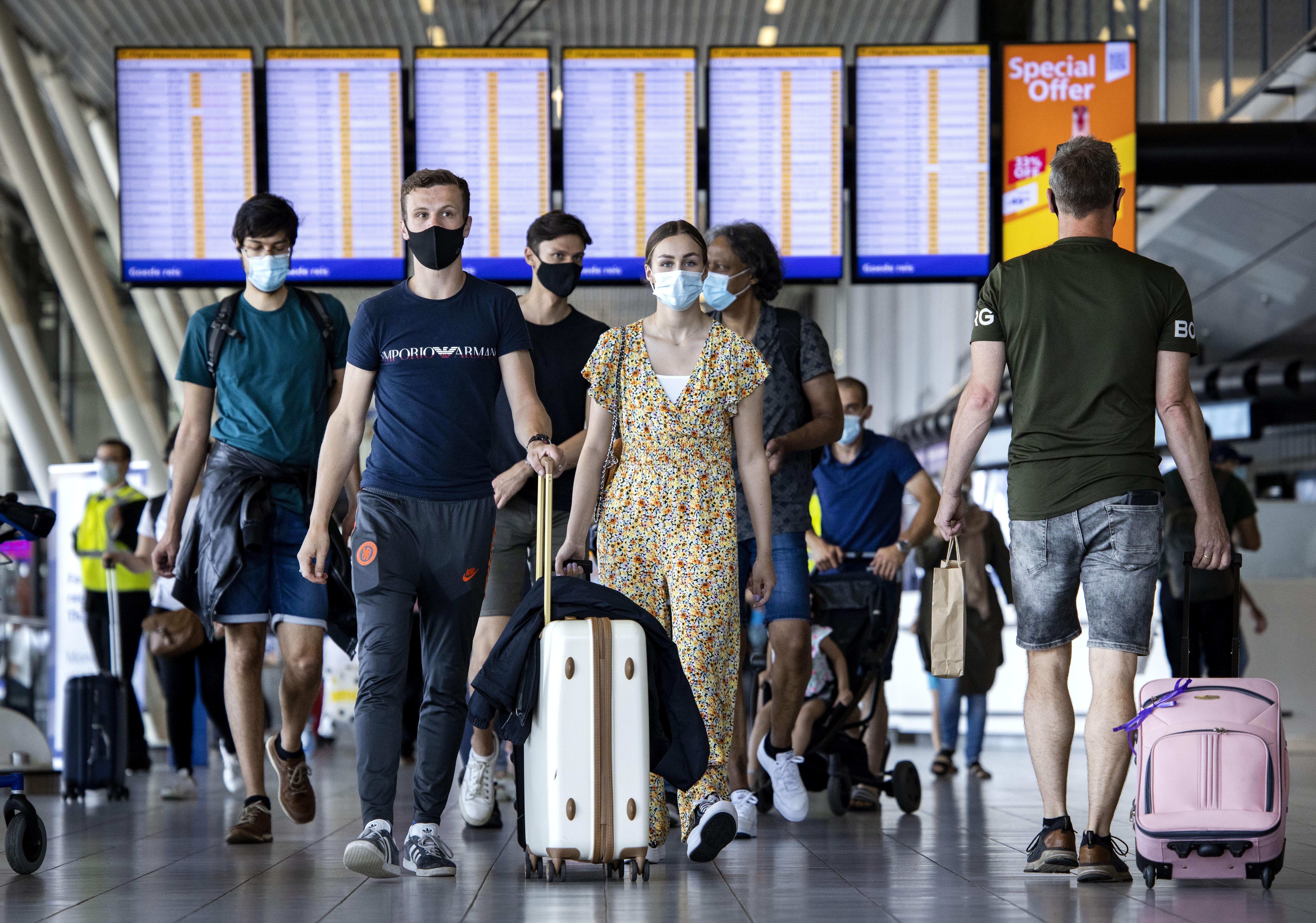 'Koffergate': ruimbagage blijft staan bij vakantievluchten