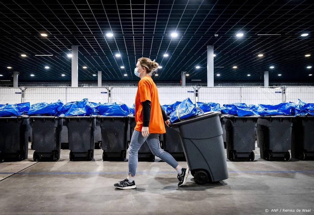 Stemmen naar grotere locaties om coronaproof te tellen