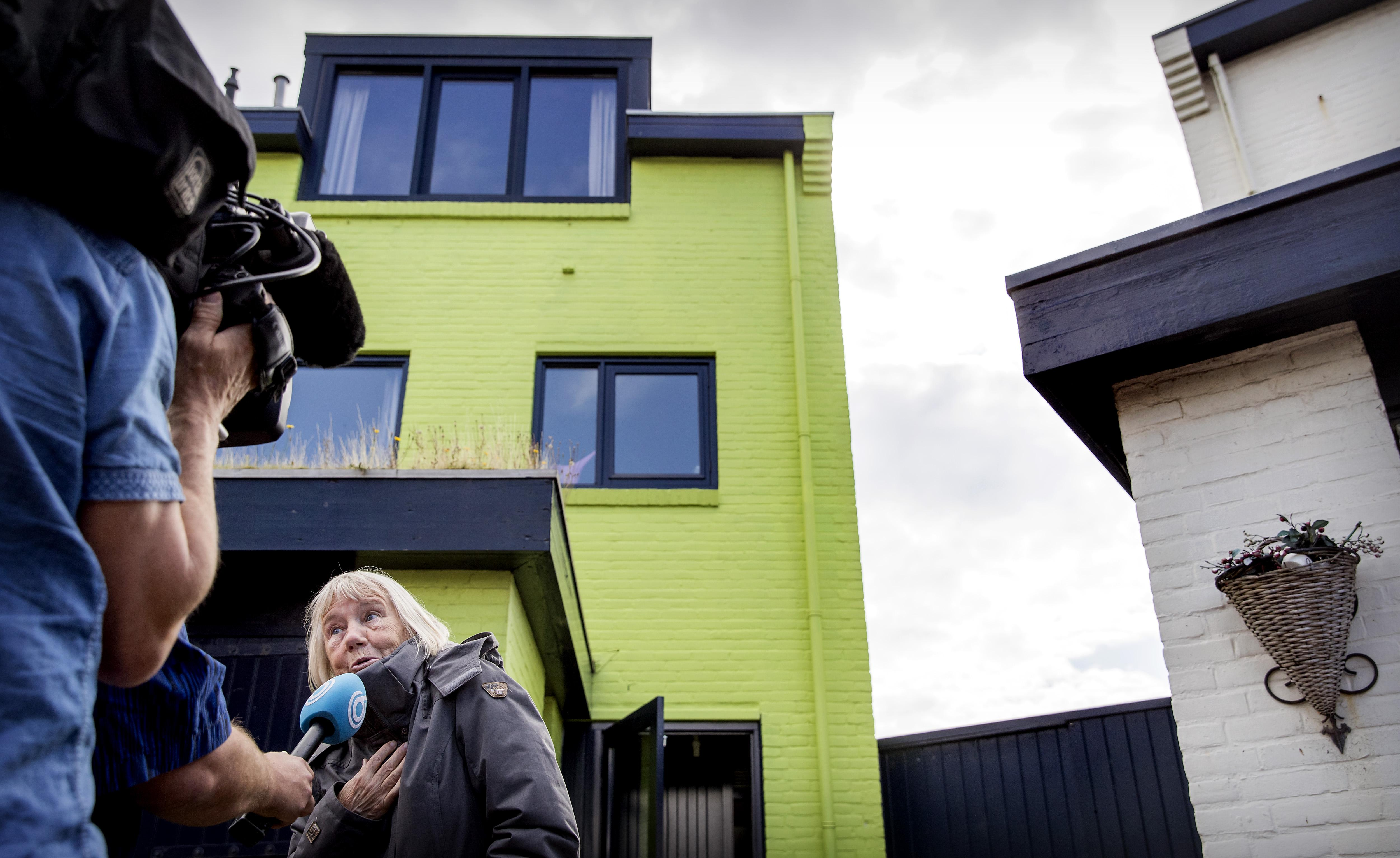 Het appeltjesgroene huis in Den Helder moet toch echt worden overgeschilderd, oordeelt de Raad van State