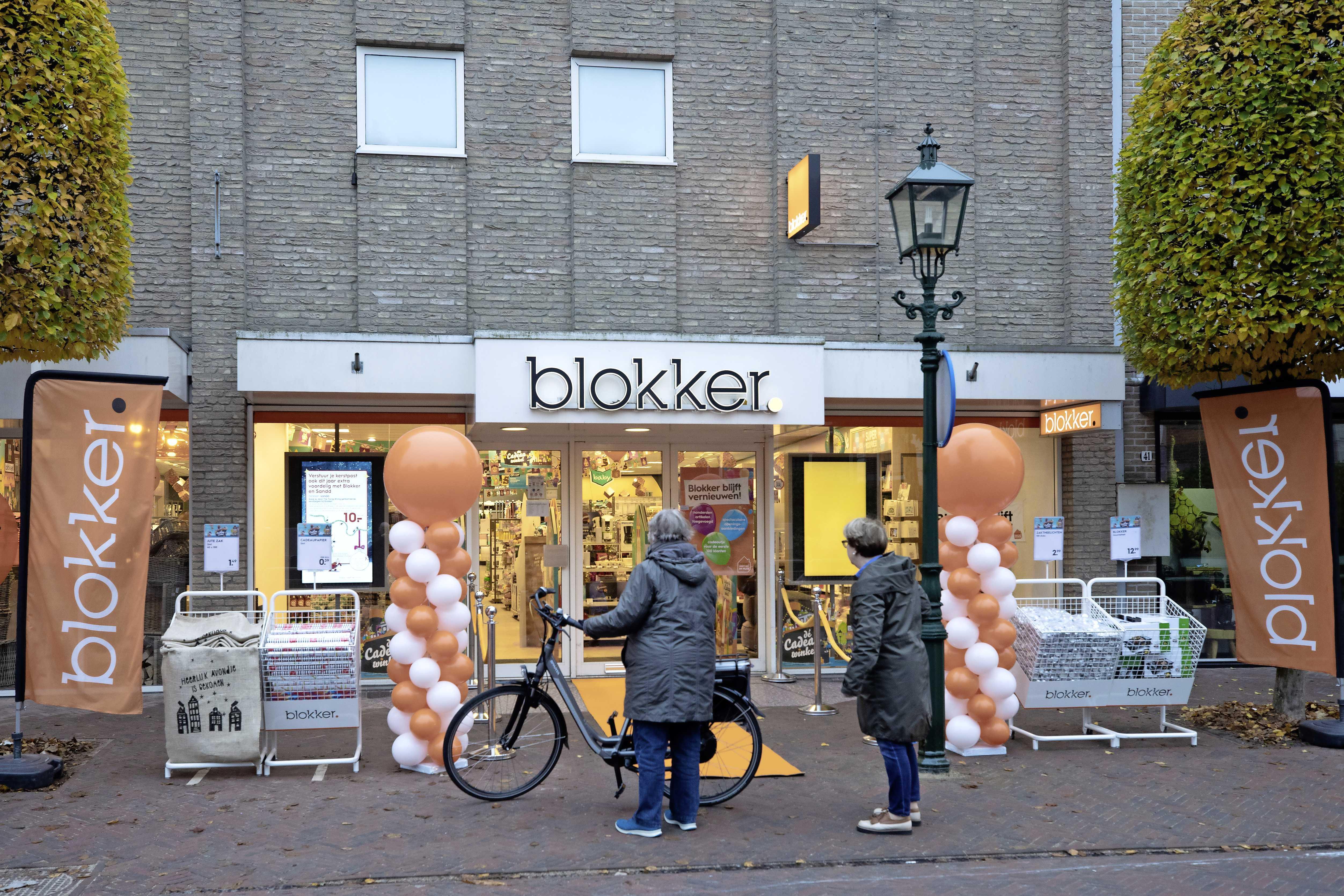 Blokker Actie Tuinmeubelen.Klanten Blokker Vechten Om Tuinset Bij Mega Korting Binnenland