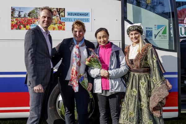 Hoe Haarlemmermeer de 'eigen' Keukenhof ontdekt