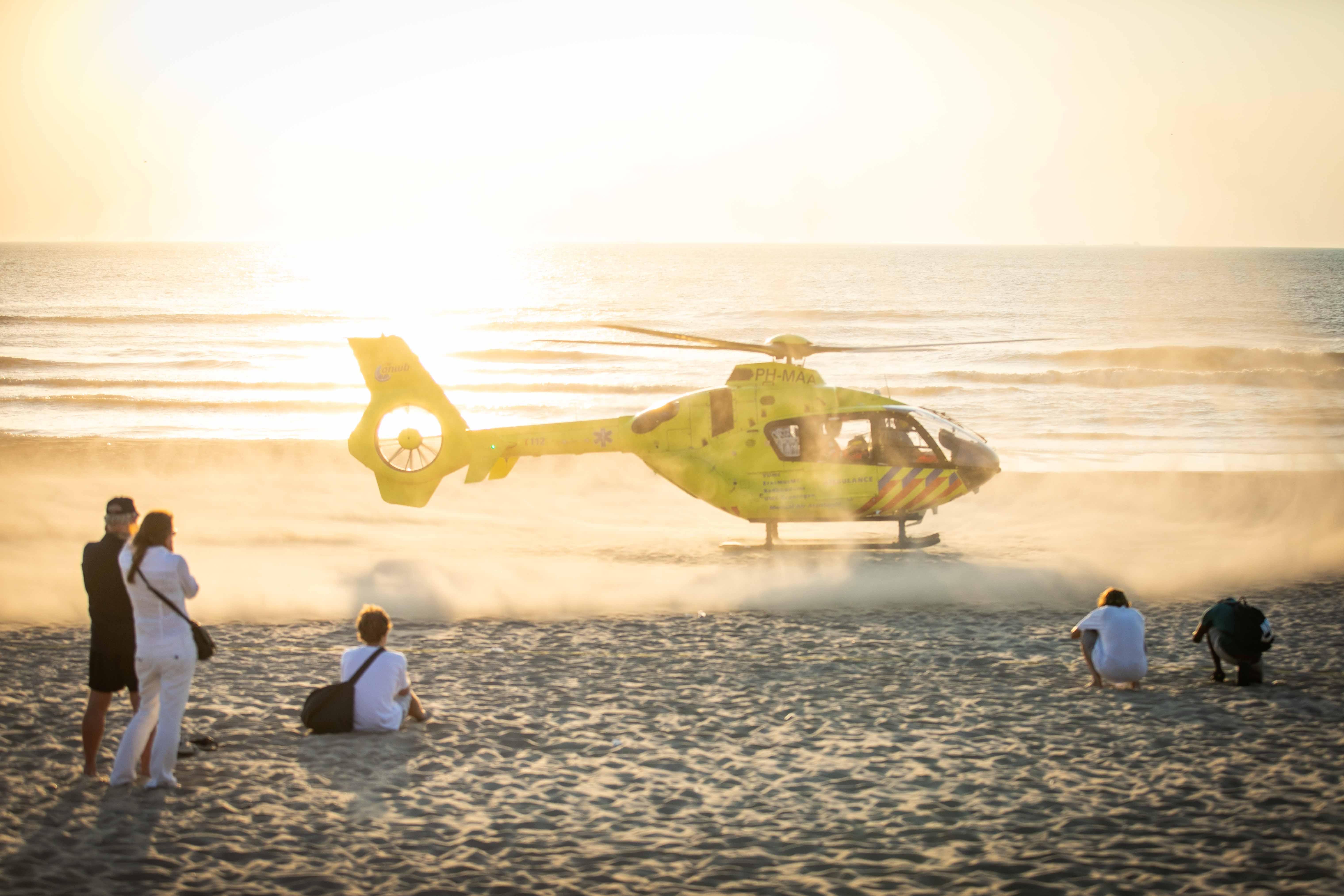 Drenkeling bij Wijk aan Zee was een 60-jarige man uit de gemeente Molenlanden