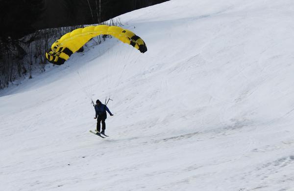 Grenzeloos skiën